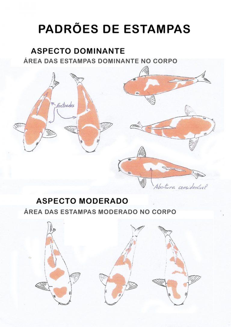 3. PADRÕES DE ESTAMPAS